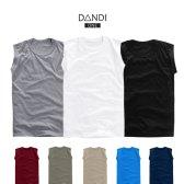 국산 민소매 티셔츠 순면 쿨론 라운드 나시 30수 흰티