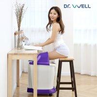 닥터웰 버블스파 온수 각탕기 DWH-1001 / 습식 족욕기 족탕기 / 발 종아리 허벅지
