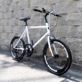 스마트 브리톤 407 미니 하이브리드자전거 2017년