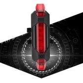 라피드 엑스 자전거 후미등 USB충전 방식