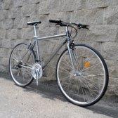 스마트 씨티크루저 HS300 하이브리드자전거 2017년