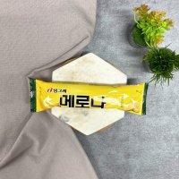 쿨아이스크림) 메로나바나나 1박스 [40개]
