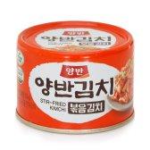 동원에프앤비 동원 양반 캔 볶음김치 160g