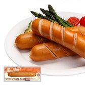 산과들에프앤씨 맛있닭 닭가슴살 소시지 훈제맛