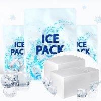 반제품 완제품 택배 포장용 젤 아이스팩 아이스박스