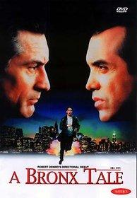 [DVD] 로버트 드 니로 감독주연/ 브롱스 이야기 (A Bronx Tale 브롱스 대부) 1disc