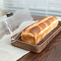브레드 박스 원형 사각 케이스 빵 보관함