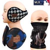 MLB 방한용품 귀마개 넥워머
