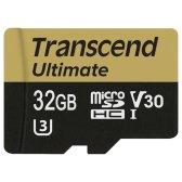 트랜센드 microSDHC Class10 ULTIMATE UHS-I U3 V30