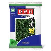 대천김 재래김 10봉,20봉,30봉 김선물세트