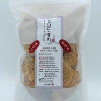 [강남누룽지] 이천쌀 현미 옛날맛 끓임용 누룽지 360g