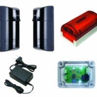 적외선감지기 PB60S(감지거리60M) 자가설치세트