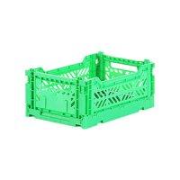 아이카사 폴딩박스 S 라이트그린(light green)