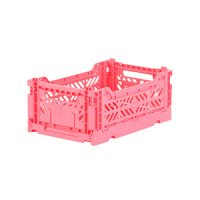 아이카사 폴딩박스 S 핑크(pink)