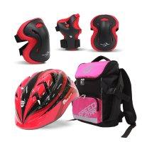 아동용 헬멧 보호대 가방 보호장비 세트 모음전