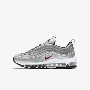 dc486008686 나이키 에어 맥스 97 GS Nike Air Max 97 Silver Bullet GS 실버 918890-001