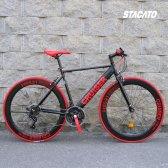 케이에스스포츠 STACATO HS521S 하이브리드자전거 2018년