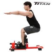 타이탄 스쿼트머신 운동