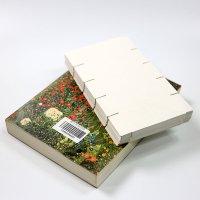 국산 도서 책 바코드 라벨키퍼 날개형키퍼 4x6cm 1000장