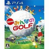 소니 NEW 모두의 골프 (PS4)
