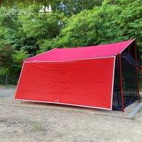 캠핑 홀리데이 150D 300D 렉타타프 전용 사이드월
