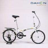 다혼 에보 D7 미니벨로자전거 2017년