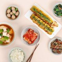 호밀 집밥같은 한식 점심밥 배달 점심도시락