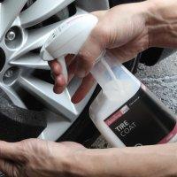 디테일링프로 타이어코팅제 타이어왁스 타이어광택제 500ml