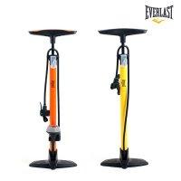 에버라스트 스탠딩 자전거펌프 게이지 튜브 발펌프 에어주입기 짐볼 타이어바퀴 축구공 배구공
