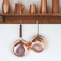 편수 동냄비 구리냄비 잼팟 소스팬 (Pure Copper)