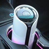 불스원 차량용 공기청정기 New 에어테라피 멀티액션 플러스 (H13등급 헤파필터 총 2개)+미세먼지티슈 10매입 2개