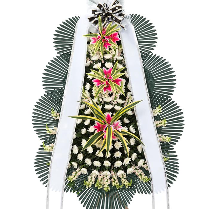 1688-7308 전국꽃배달서비스 (의)동재의료재단오차드장례식장 국민건강보험공단일산병원장례식장 생화 특가 장례식장 조의 일반 근조화환3단-C 영정화환 영정바구니 이쁜 고품격