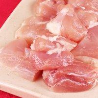 수월한 염지된 닭다리살 조각정육 500g 닭정육