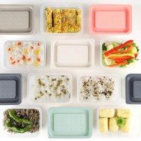 인콕 전자렌지 냉동밥 보관용기