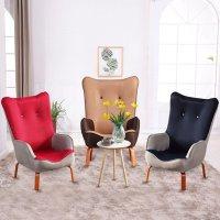 레이지다이어리 1인용 안락 수유 쇼파 의자 암체어 인테리어 스타일 소파 접이식 의자