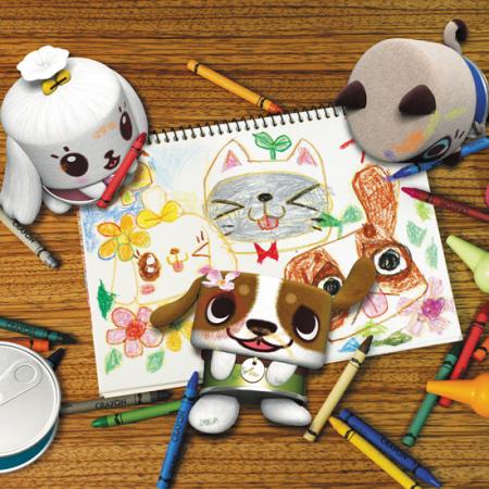 [어린이퍼즐]<b>캐니멀 스케치북 1..