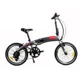 모토벨로 테일지 에볼루션 전기자전거 2018년