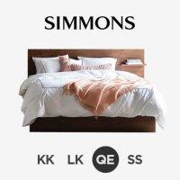 시몬스 D2178B 뷰티레스트 스위트 퀸 침대
