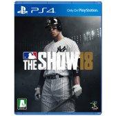 소니 MLB18 THE SHOW PS4전용