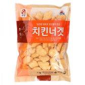 사조오양 오양 치킨너겟 1kg
