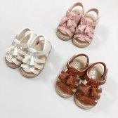 SH36 럭셔리 테슬 아기여름신발 유아 샌들 2color