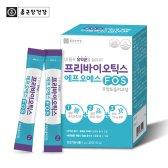 종근당건강 프리바이오틱스 에프오에스 5g x 30포