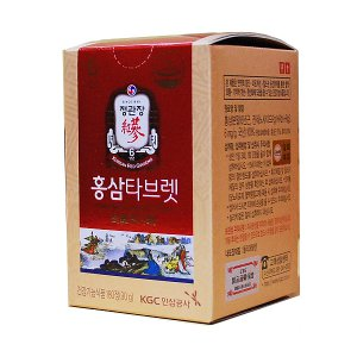 <b>정관장 홍삼</b>타브렛 90g..