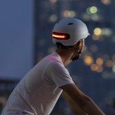 샤오미 헬멧 smart4u sh50 LED 스쿠터
