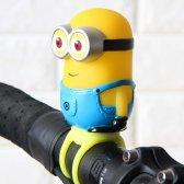 TRAVELO 캐릭터 LED 자전거 벨 라이트