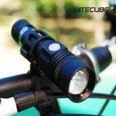 나이트큐브 N1 USB충전식 CREE 자전거라이트 전조등