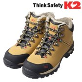 K2 방한안전화 겨울용 안전화 방한화