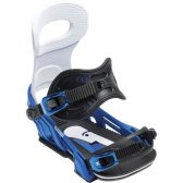 벤트메탈 Bent Metal Transfer Snowboard Binding 62990 White