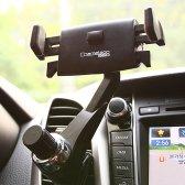 동일하이테크 카멜레온360 원터치 송풍구 차량용 핸드폰 거치대