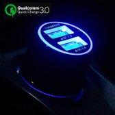 스타텐 퀵차지3.0 듀얼 차량용 고속충전기